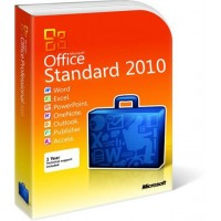 2PC Microsoft Office 2010 Standard