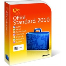 5PC Microsoft Office 2010 Standard