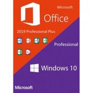 Microsoft Windows 10 Pro + Office 2019 Pro