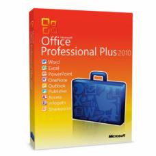 2PC Microsoft Office 2010 professional plus