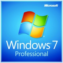 Microsoft Windows 7 Professional ENG/multi 32/64 Licencija (cd-key)