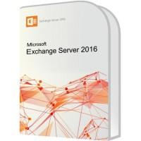 Microsoft Open-NL Exchange Server 2016 Enterprise single language 395-04540