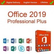 Open-NL AE Office PRO Plus 2019 Single language 79P-05717 programmatūra