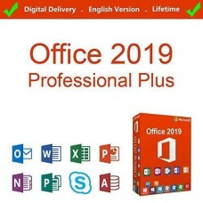 Open-NL AE Office PRO Plus 2019 Single language 79P-05717 programmatūra