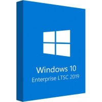 Windows 10 Enterprise LTSC 2019 1pc