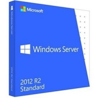 Microsoft Windows Svr Std 2012 R2 x64 English 1pk retail