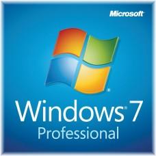 Microsoft FQC-04650 Windows 7 Professional SP1 64-bit Estonian