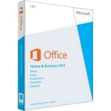 Microsoft Office 2013 Home and Business RETAIL