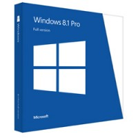 Microsoft FQC-06987 Windows 8.1 Professional 32-bit English