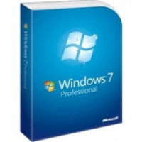 Microsoft FQC-08289 Windows 7 Professional SP1 64-bit English 1pk