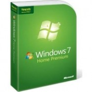 Microsoft GFC-02750 Windows 7 Home Premium 7 SP1 64-bit Russian 1