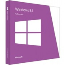 Microsoft WN7-00580 Windows 8.1 32/64-bit English DVD