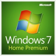 Microsoft GFC-02733 Windows 7 Home Premium SP1 64-bit English 1pk
