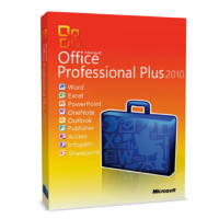 Microsoft OFFICE 2010 PROFESSIONAL PLUS multilanguage