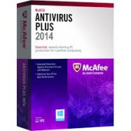 McAfee AntiVirus Plus 2014 1year 1PC