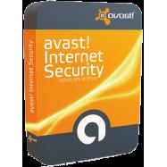 Avast! Internet Security  1 gads 3 datori