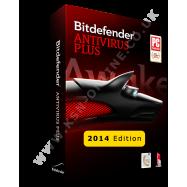 Bitdefender Total Security 2014 1year 3pc