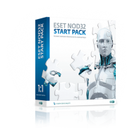 ESET NOD32 START PACK 1 PC - 1 gads