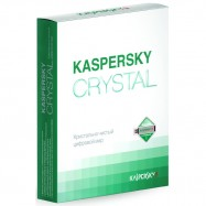 Kaspersky CRYSTAL 1 PC - 1 gads