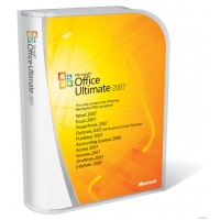 Microsoft Office 2007 Ultimate (x32)