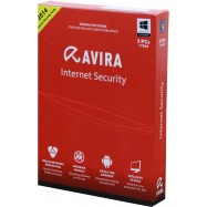 Avira Internet Security 1year 3 pc