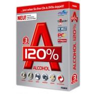ALCOHOL 120% - DVD BURNING