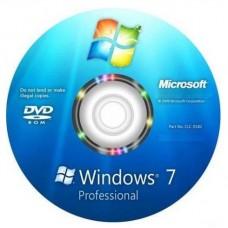 Microsoft Windows 7 Professional ENG/multi 32/64 Licencija (cd-key)